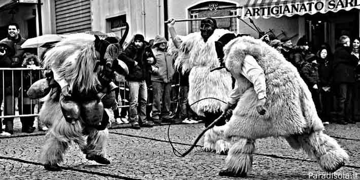 Immagini Carnevale Sardegna