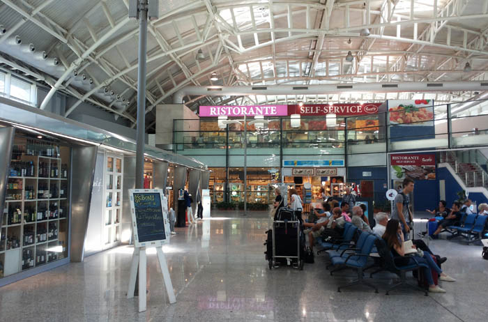 Aeroporto Cagliari : Aeroporto di cagliari tra i strategici a livello nazionale