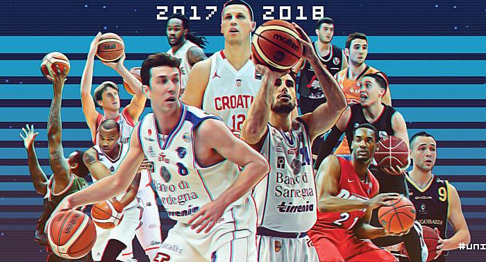 Calendario Dinamo Sassari 2017/2018