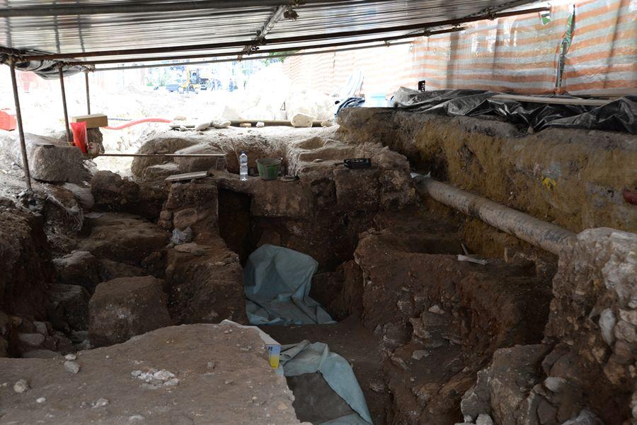 Rovine romane scoperte in corso vittorio emanuele a for Antiche ricette romane