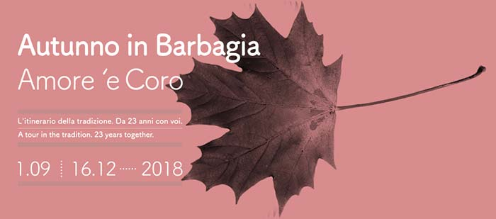 Autunno in Barbagia 2018