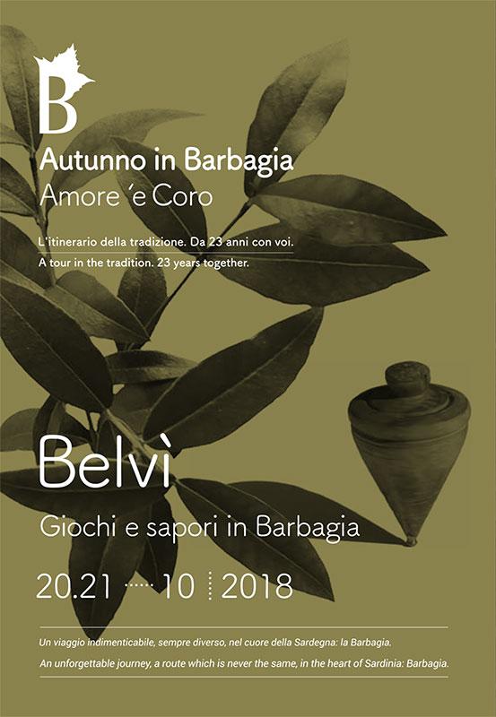 Calendario Cortes Apertas 2019.Autunno In Barbagia 2018 A Belvi Il 20 E 21 Ottobre