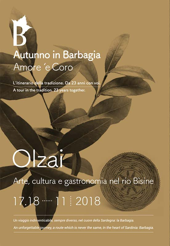 Autunno in Barbagia 2018 ad Olzai