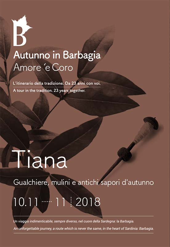 autunno barbagia tiana 2018