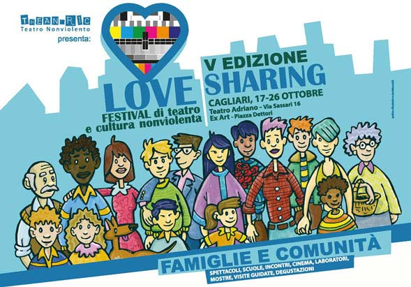 Love Sharing 2019 cagliari