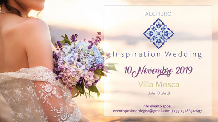 alghero Inspiration Wedding