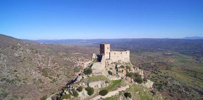 Pasquetta 2020 in Sardegna a Foresta Burgos