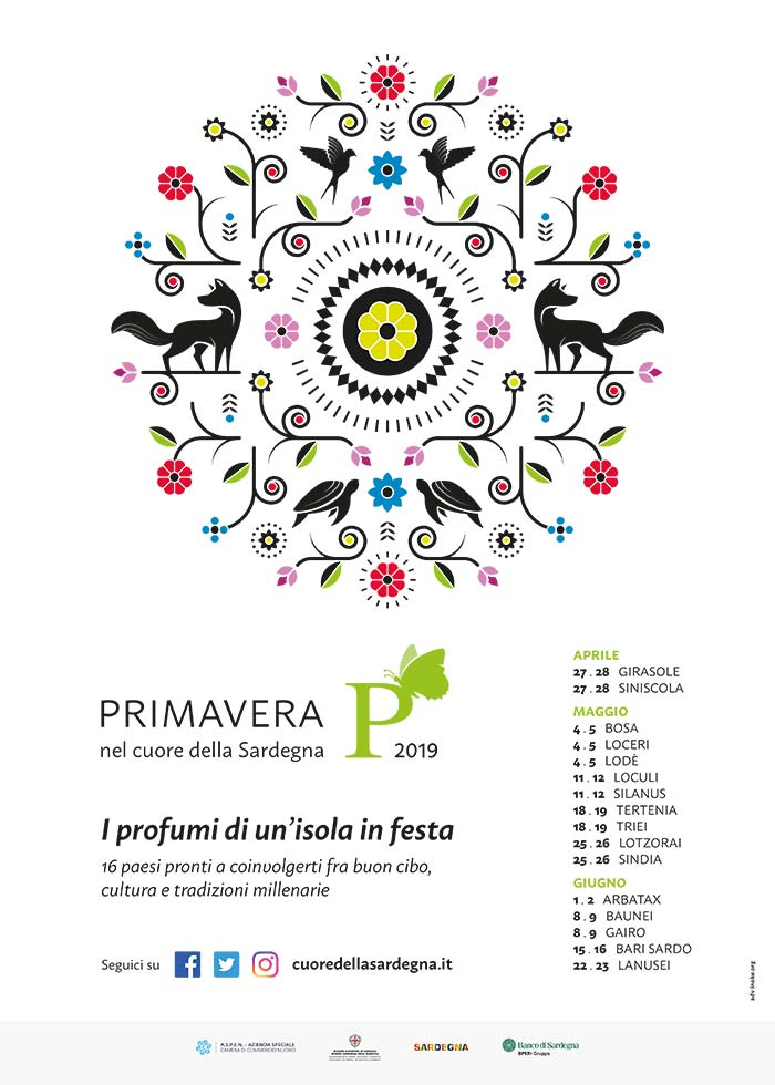 Primavera Sulcitana 2020 Calendario.Eventi Del Weekend In Sardegna Scopri Gli Appuntamenti