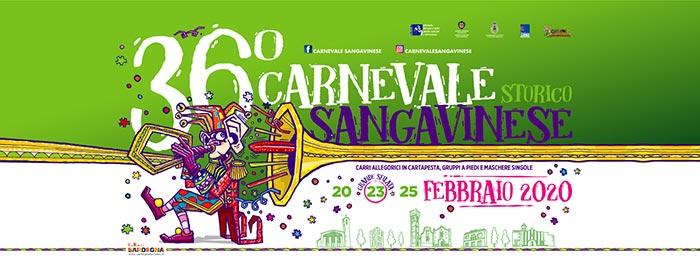 Carnevale 2020 a San Gavino