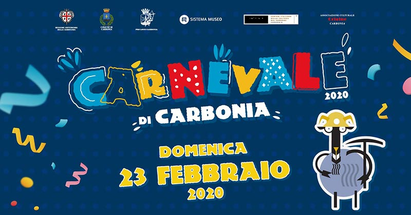 Carnevale 2020 a Carbonia