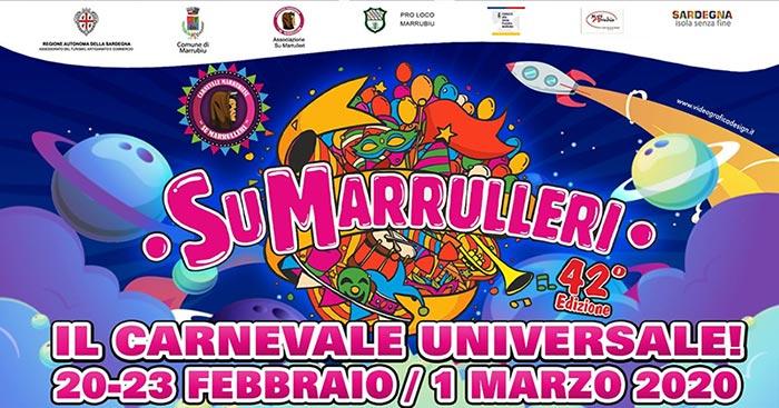 Carnevale 2020 a Marrubiu
