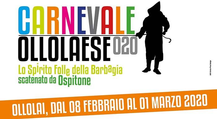 Carnevale 2020 a Ollolai