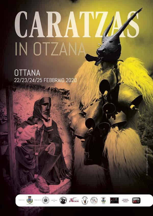 Carnevale 2020 a Ottana