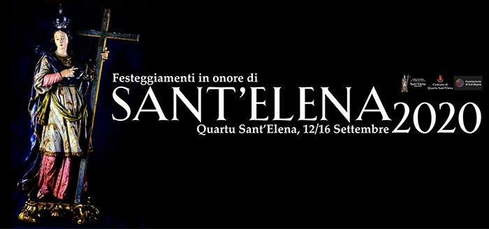 Quartu Sant'Elena   dal 12 al 16 settembre 2020 la festa in onore di Sant'Elena Imperatrice