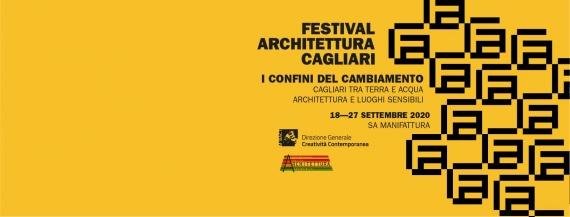 Dal 18 settembre al 27 settembre 2020 a Cagliari il Festival Architettura.