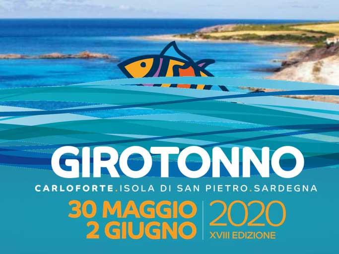Girotonno 2020 a Carloforte