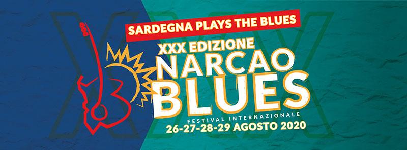 Narcao Blues, in programma dal 26 al 29 agosto 2020