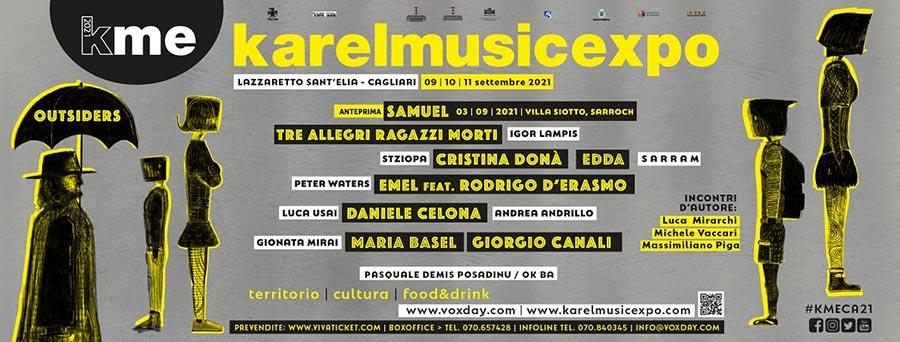 Karel Music Expo 2021