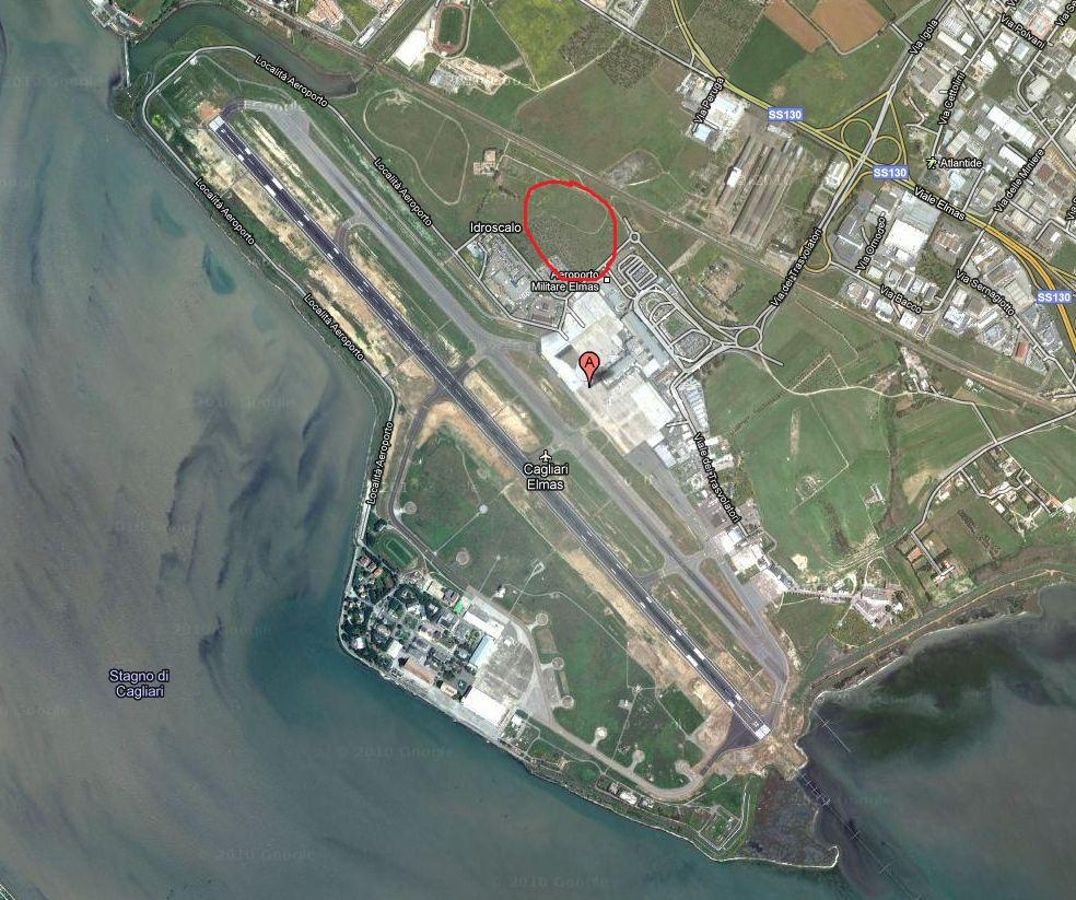 Aeroporto Cagliari : Ecco il piano di rilancio dell aeroporto cagliari elmas