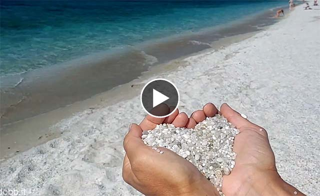 Video spiaggia mari ermi - cabras