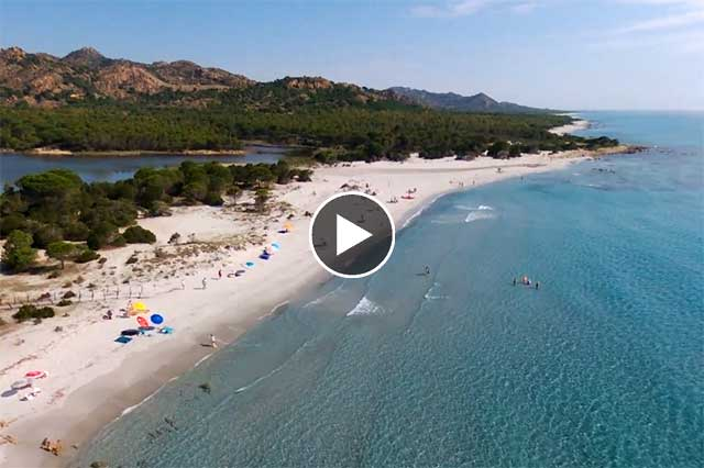 video sardegna oasi biderosa 2018