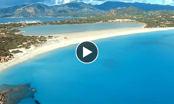 video sardegna porto giunco